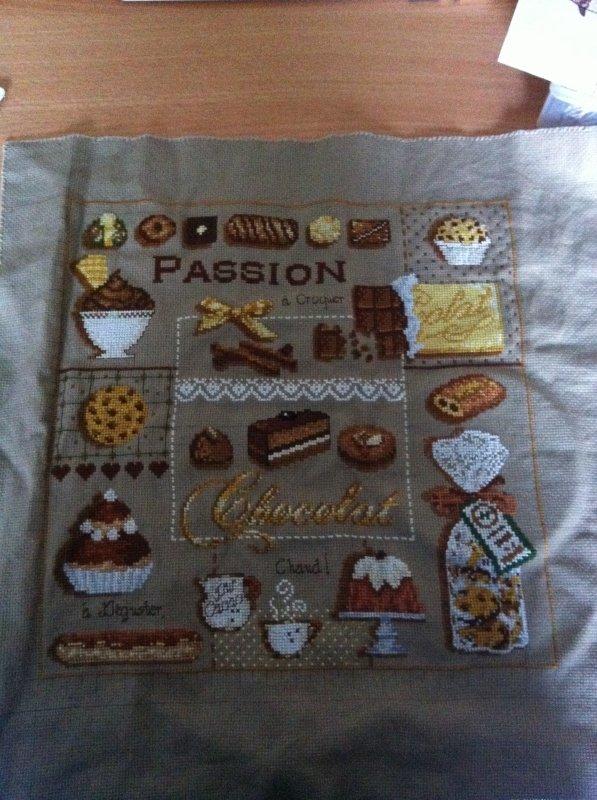 Mon Passion Chocolat de Madame La Fée