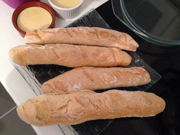 Mes baguettes