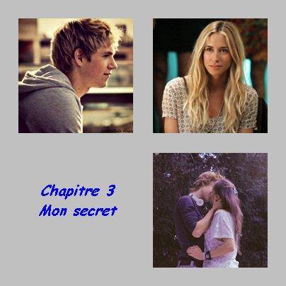 Chapitre 3 Mon secret