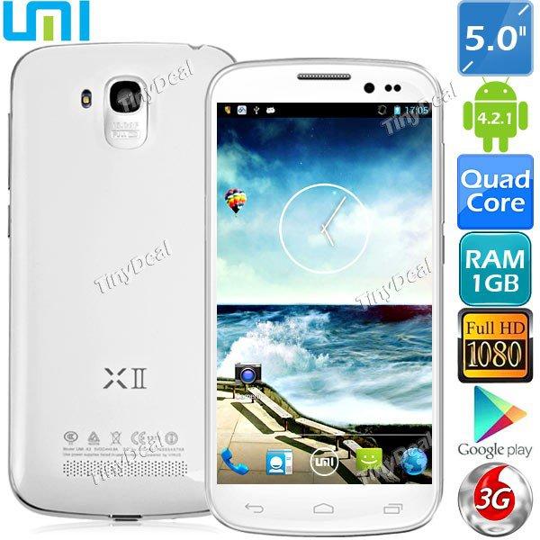 Téléphone android Chinois-UMI X2
