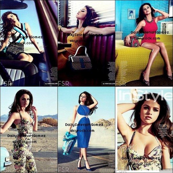 "Selena à la radio ""Fun 107"""