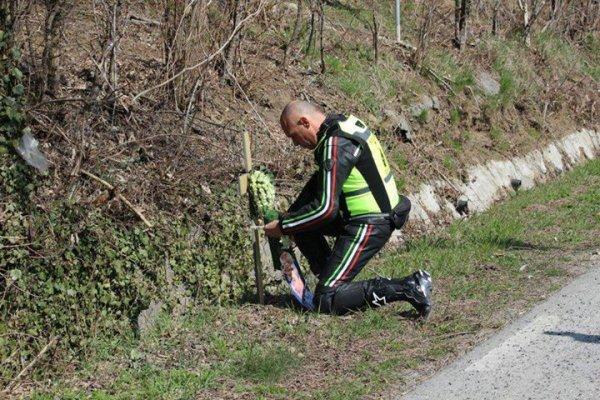 RIP a tout les motard rideur un jour rideur toujour !!!