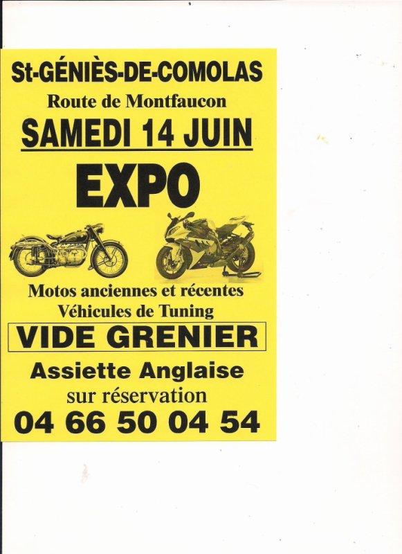 Expo motos et véhicules de Tuning