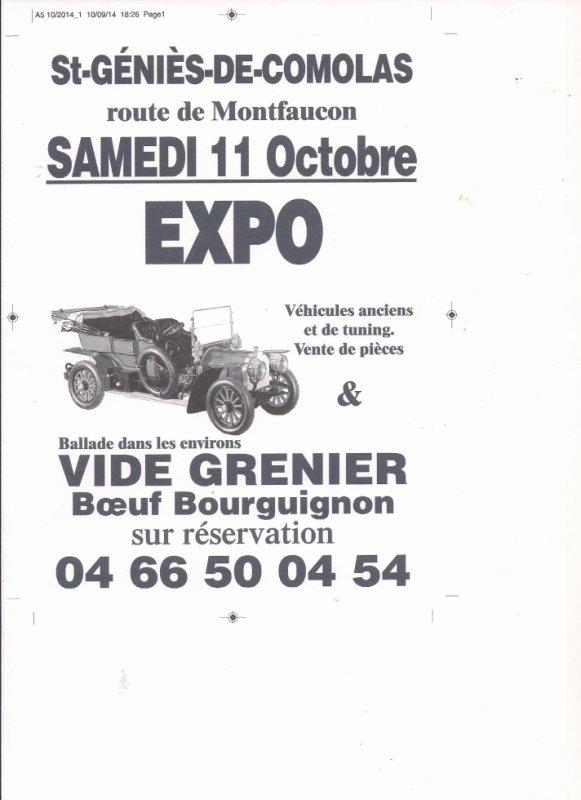 BOURSE EXPO de 8h à 16h