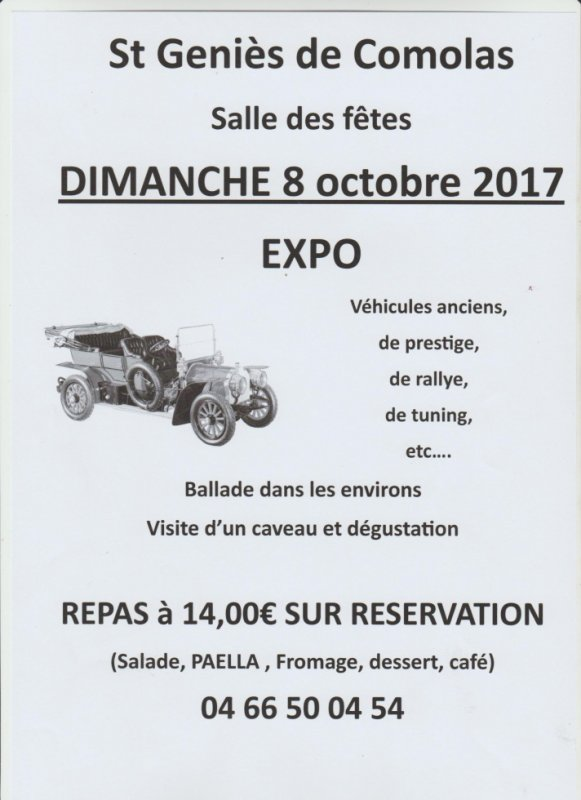 EXPO VEHICULES