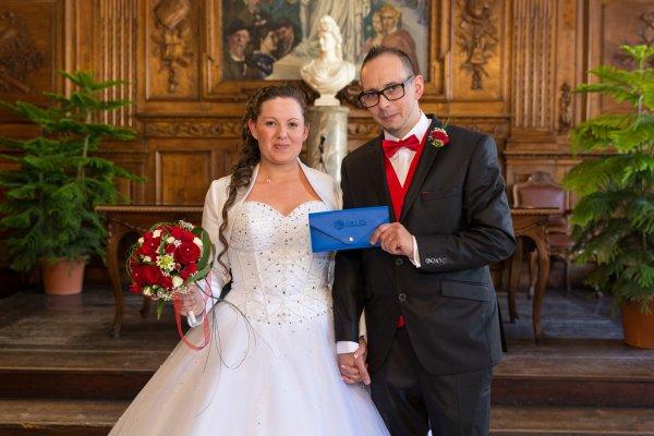 Notre mariage le 19 mars 2016
