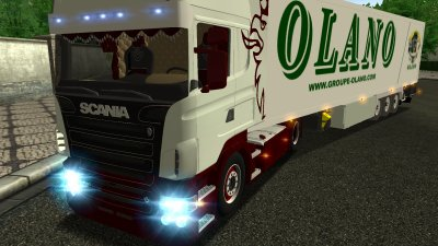 scania  2 ets !!