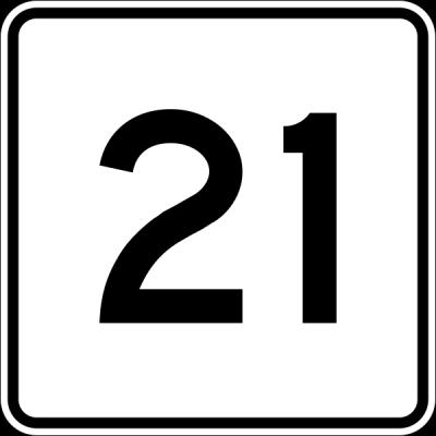 21 ans