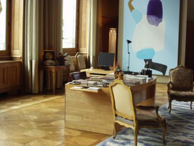 bureau du maire decouvrez paris comme vous ne l 39 avez jamais. Black Bedroom Furniture Sets. Home Design Ideas