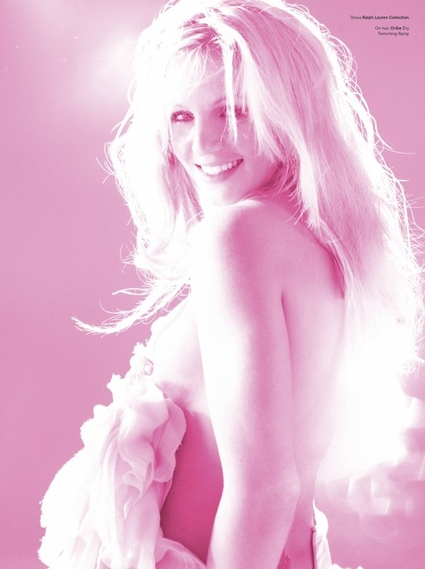 Fatale Britney pour V magazine