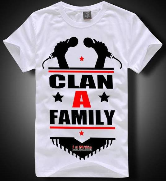 "CLAN "" A "" FAMILY"
