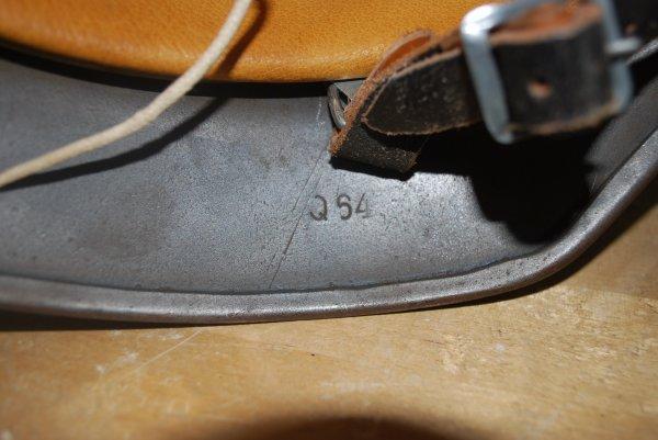 FOCUS SUR MON CASQUE M40 LUFT