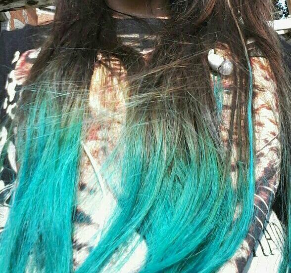 Dye dye my darling~