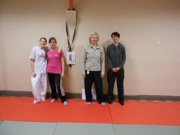 SUIVI DE NOS CLUBS : SECTION SELF DEFENSE FEMININE