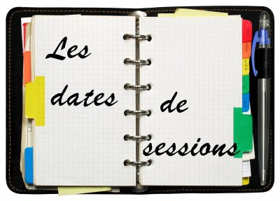 dates des sessions