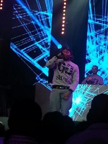 """La Cigale """"Live 30 Ans du rap"""" FranceO"""