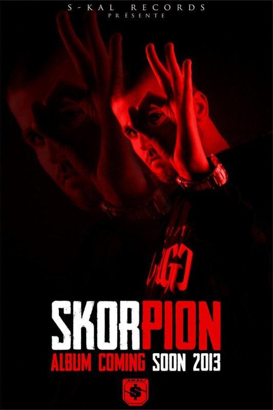 """1er ALBUM """"SKORPION"""" 2013"""
