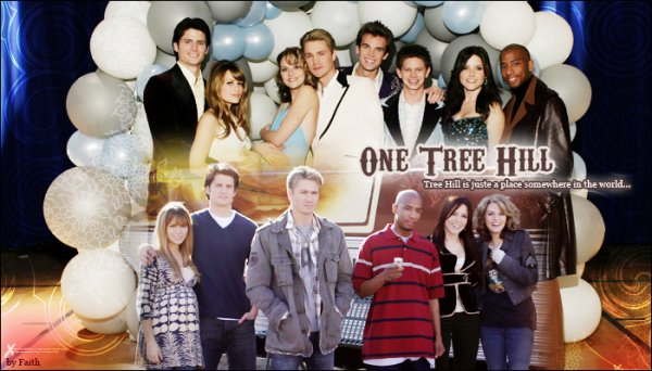 One tree hill ( - Les frères scott ).