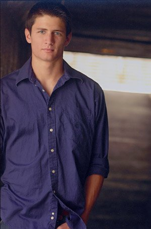 James Lafferty - Nathan scott .