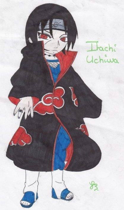 ~ ♥ ~ Itachi Uchiwa ! ~ ♥ ~