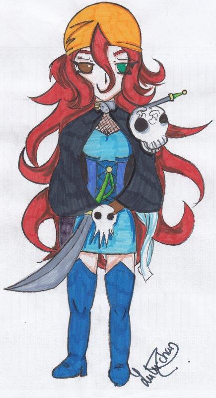 ~ ♥ ~ Pirate ! ~ ♥ ~