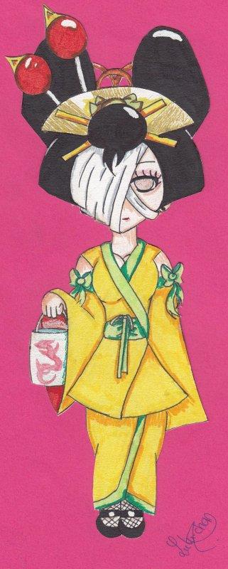 ~ ♥ ~ Geisha ! ~ ♥ ~