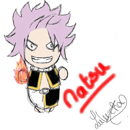 ~ ♥ ~ Natsu ! ~ ♥ ~