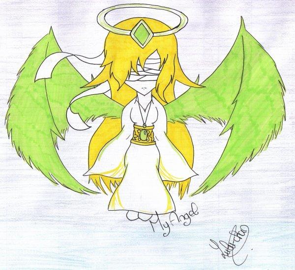 ~ ♥ ~ Ange ! ~ ♥ ~