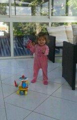 MON MOMENT PREFERE  .......jouer avec me petits enfants adores !