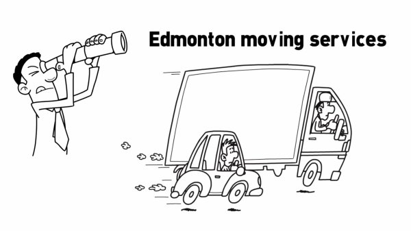 Edmonton Movers - Local & Long Distance Moving Services