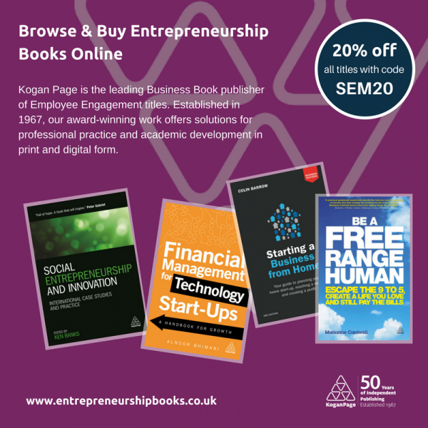 Browse & Buy Entrepreneurship Books Online