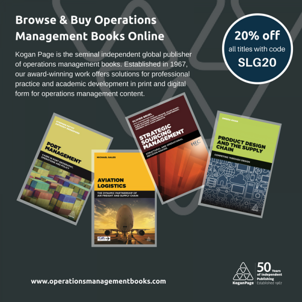 Browse & Buy Operations Management Books Online