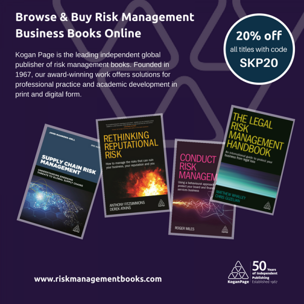 Browse & Buy Risk Management Books Online