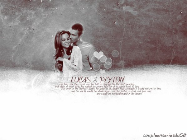 Lucas/Peyton