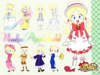 Nadja Applefield