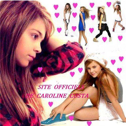 Les site OFFICIELS de Caroline