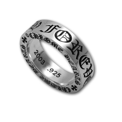 Chrome Hearts Ring_daggerplus