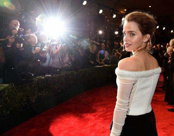 30 oct 2014 : Emma à la cérémonie des Britannia Awards, LA