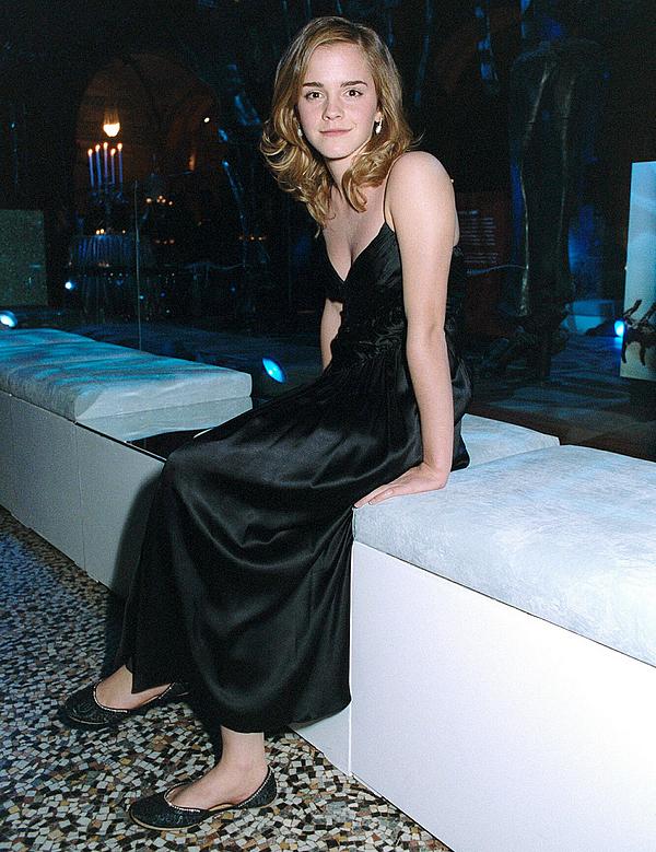 6 novembre 2005 Avant-première de HP4 à Londres
