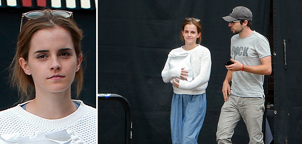 4 octobre 2015 Emma en Californie