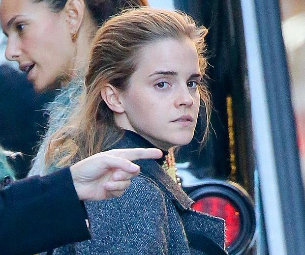30 Oct 2015 Emma dans les rues de New York