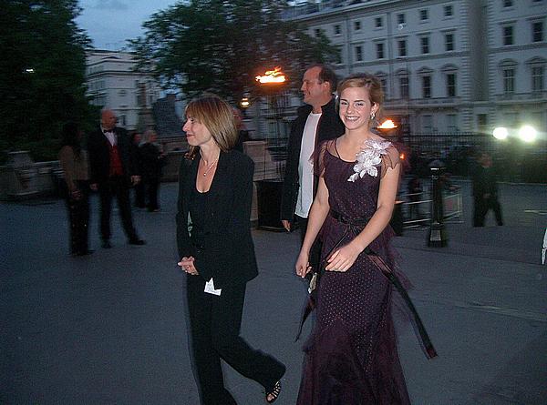 30 mai 2004 Avant Première de HP3 à Londres