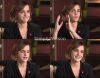 Emma présente le nouveau site internet de HeForShe