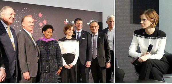 22 Janvier 2016 Forum économique mondial de Davos