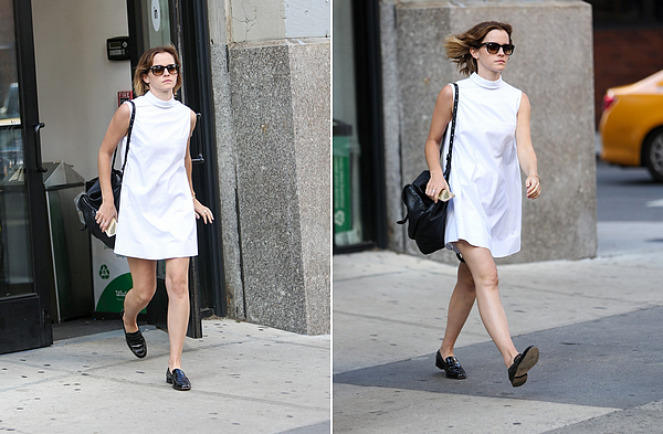 22 avril 2016 Emma à New York