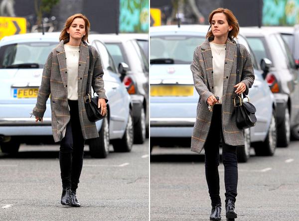 3 juin 2016 Emma à Londres
