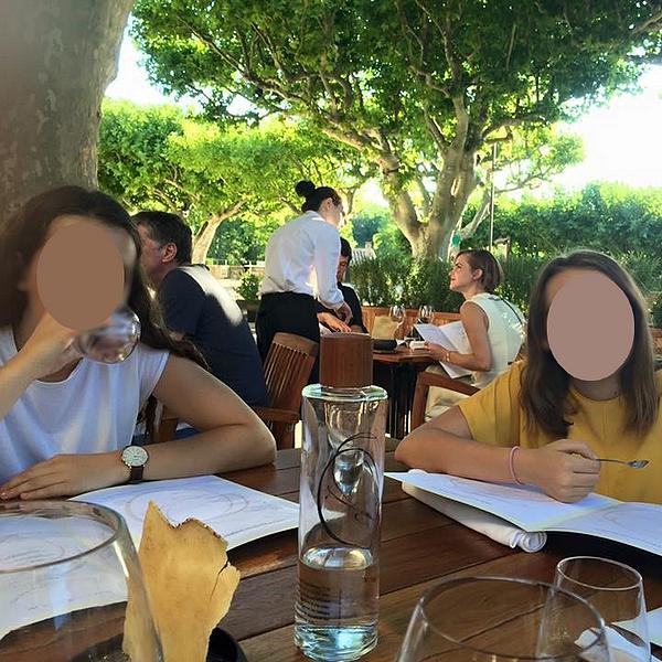 30 juin 2016 Emma en vacances en France