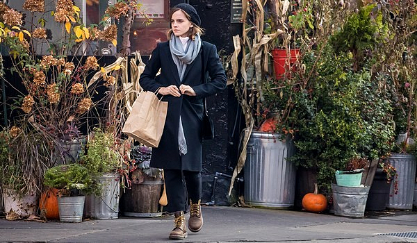 28 novembre 2016 Emma à New York