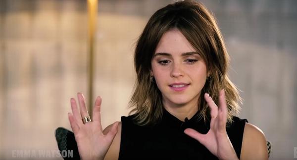 16 février 2017 Emma interviewée sur PEOPLE.com