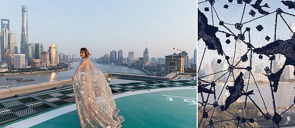 26 février 2017 Promotion de Beauty . Emma à Shanghai